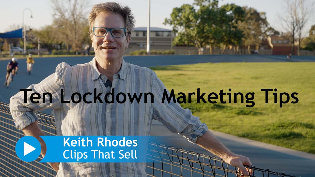 10 Marketing Activities To Try In Lockdown
